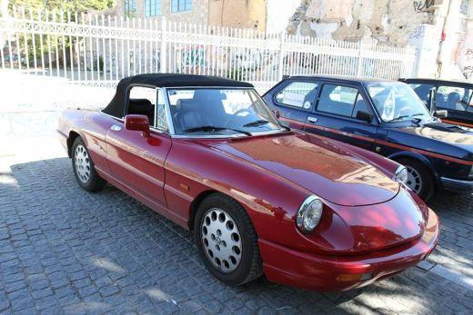 Καλλιστεία Ιστορικών Ιταλικών Οχημάτων (09/10/2017)