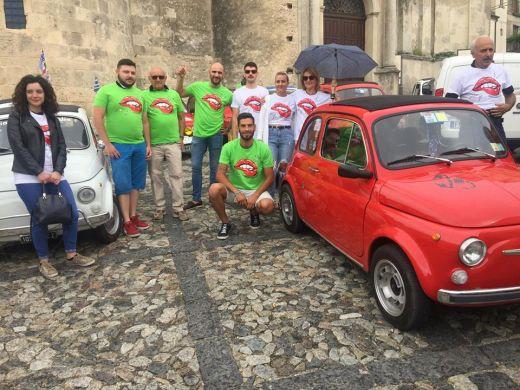 3o Giro Della Calabria in 500 (13-19/06/2018)