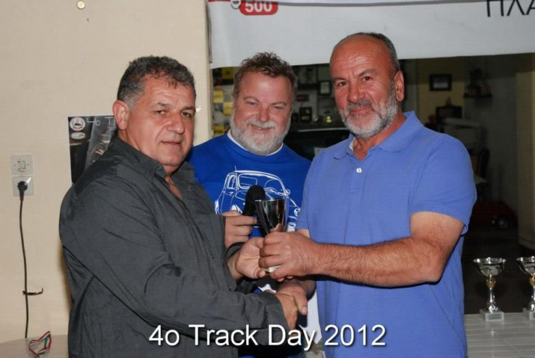 4o Track Day (11/11/2012)