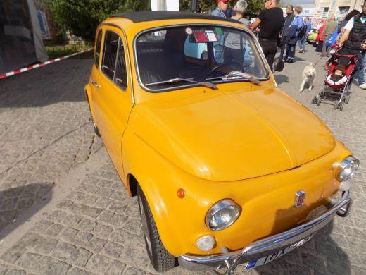 Καλλιστεία Ιταλικών Οχημάτων (14/10/2018)